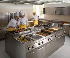 Consejos para el buen mantenimiento de una cocina for Cocinas industriales siglo