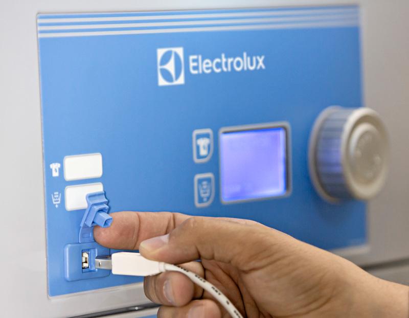 Sistemas de control Electrolux Professional