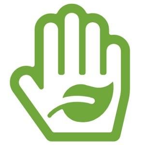 Icono de compromiso medioambiental