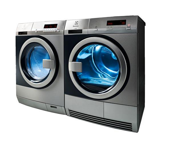 Lavadora y secadora gama myPRO Electrolux Professional