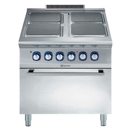 Cocina eléctrica Electrolux Professional