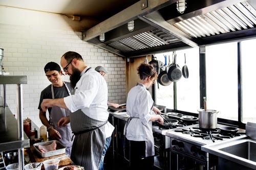Ahorro en la cocina profesional reduciendo desperdicios