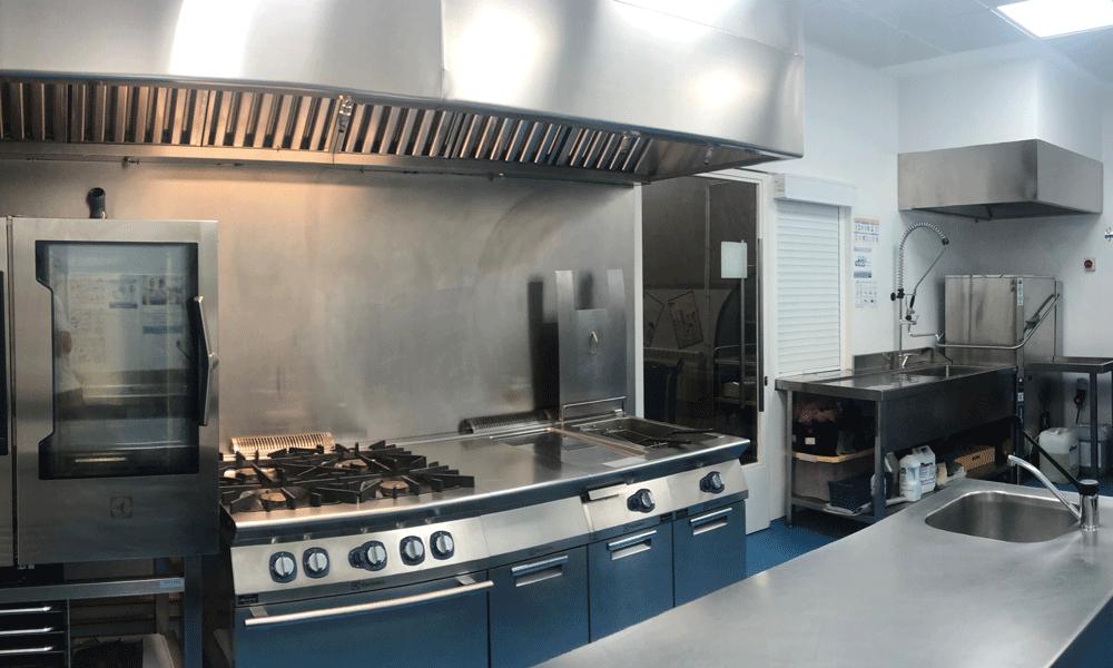cocina profesional