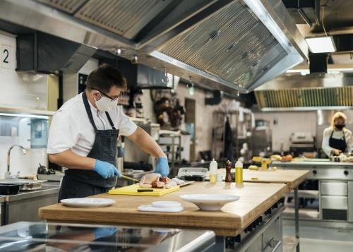 Medidas de las campanas para cocinas industriales