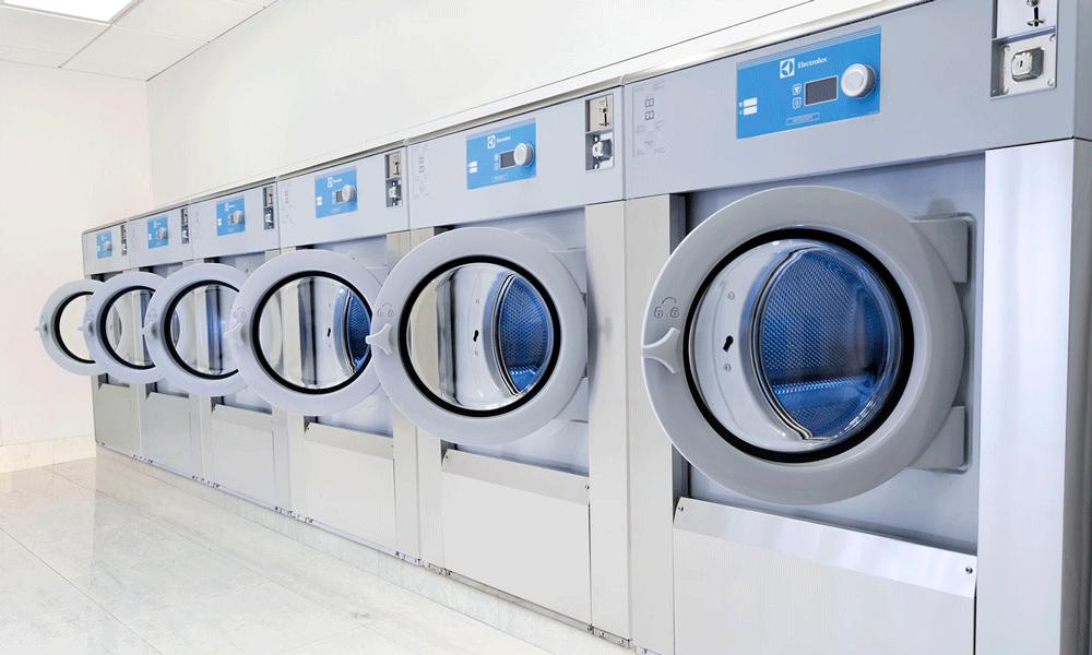Lavandería Profesional Electrolux